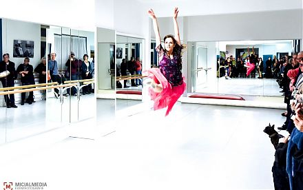 Tanzdarbietung im Ballettverein EDD Pirouette Karlsruhe e.V. | Foto: Michael M. Roth, MicialMedia