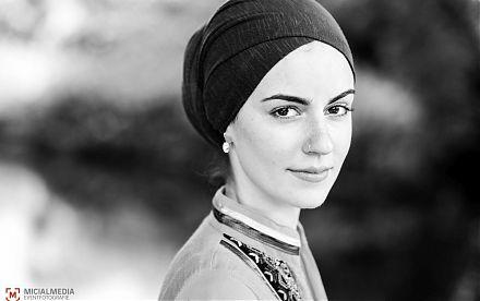 Nasrin | Foto: Michael M. Roth, MicialMedia